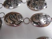Silver Belt Buckle 925 Silver 201.76dwt